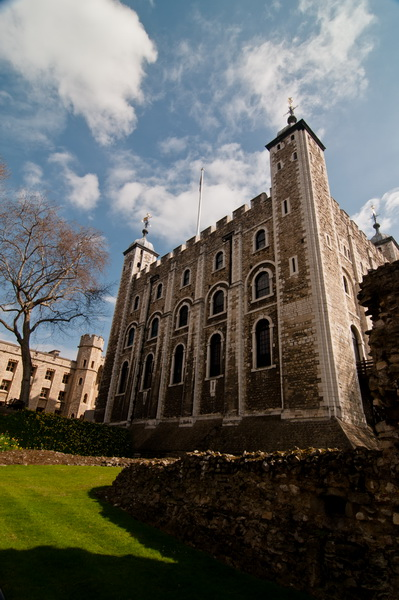 7: Tower of London