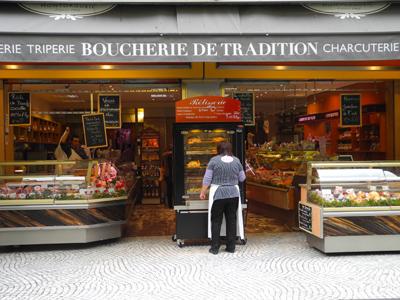 Paris - rue Montorgeuil