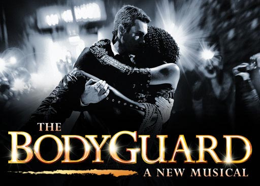 Musical The Bodyguard mit den weltbekannten Hits von Whitney Houston