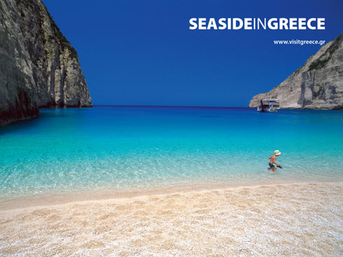Traumstrand in Griechenland (Foto: Visit Greece)