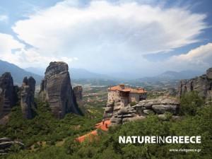 Kultur und grandiose Landschaften in Griechenland (Foto: Visit Greece)