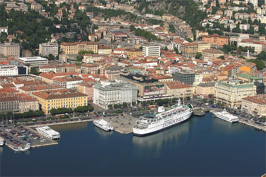 Rijeka - ein Hauch von Côte d'Azur