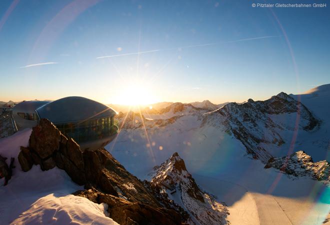 Beste Aussichten: SnowTrex zeigt 10 Panorama-Plattformen in den Skigebieten